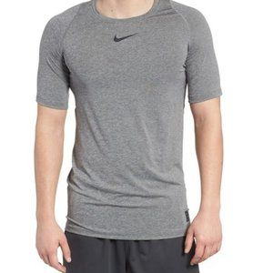 Nike Big Tall Pro Fitted Short Sleeve Top for Men